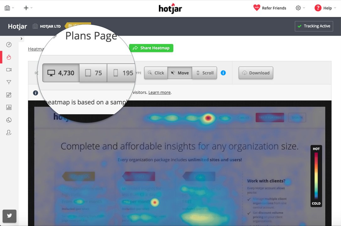 Hotjar HubSpot Integration